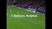 Liverpool Top 10 Goals 07/08