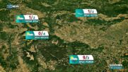 Прогноза за времето на NOVA NEWS (18.10.2021 – 10:00)