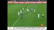 """""""Барселона"""" с рутинна победа 2:0 над """"Депортиво"""", Меси с пореден рекорд"""