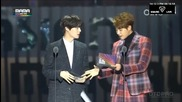 Награди-категория Най-добър new(нов) изпълнител - 2014 Mama in Hong Kong 031214