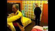 Иван И Секретарката Му Цецо :D Big Brother - 24 10 2008