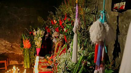 Чамула Мексико - тук е територия на шамани (