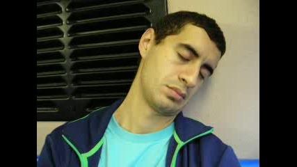 Спящ Бразилец В Автобус