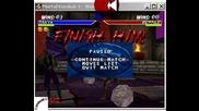 Mortal Kombat 4 .players fatalityes