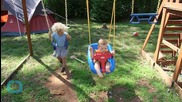 Mother Found Pushing Her Deceased Toddler On Swing Set