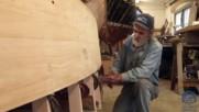 Изработване на дървена плоскодънна лодка. Епизод-22