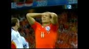 Холандия - Румъния 2:0