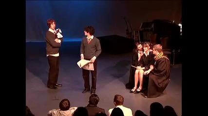 A Very Potter Musical (действие 2, част 1)