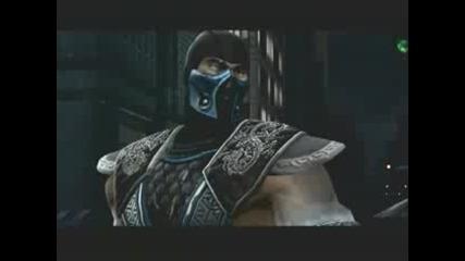Mortal Kombat Vs Dc Mk Chapter 4 - Sub - Zero