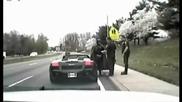 Полицаи спират Батман с ламборгини
