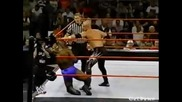 Shelton Benjamin vs. Justin Credible - Wwe Heat 04.08.2002