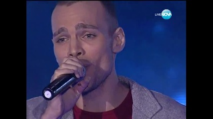 X Factor Мартин Котрулев - елиминации - 22.11.2013 г