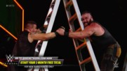 Braun Strowman throws Kevin Owens off an enormous ladder: WWE Money in the Bank 2018 (WWE Network Exclusive)