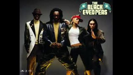 Black Eued Peas - Pump it