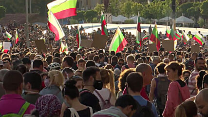 Bulgaria: Thousands hit Sofia for fifth day of anti-govt protests