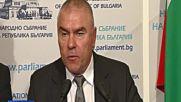 Валери Симеонов продължи срещите си по пакета законопроекти, които предлага