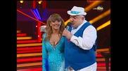 Dancing Stars - Ути и Елена samba (18.03.2014г.)