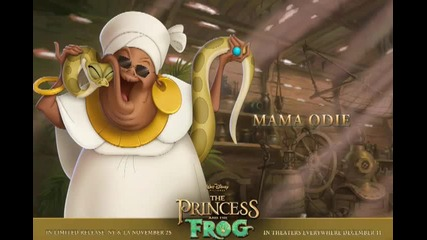 The Princess & the Frog - Dig a Little Deeper Down in New Orelans (finale) (full Version)
