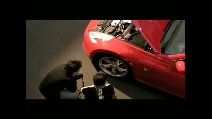 Nissan 370z - Най После Разкрит!.flv