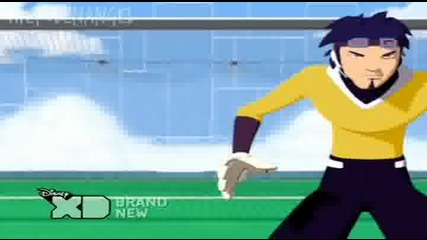Galactik Football S3e02 - The Break - up
