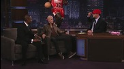Justin Bieber гостува на Jimmy Kimmel [ част 5/5 ] 10.02.2011