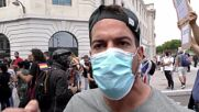 France: Tear gas flies at unauthorised demo against COVID health pass in Lyon