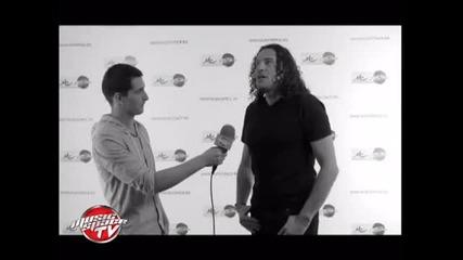 Деян Неделчев представи хитовете На полянката, Господ е българин и Ангел- За Musicspace Tv-2011