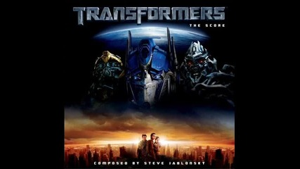 Transformers Soundtrack - The Score - Arrival To Earth