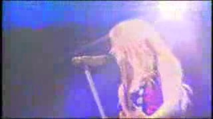 Avril Lavigne - He Wasnt [live Toronto Hd]