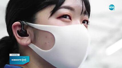 Високи технологии срещу горещините в Токио