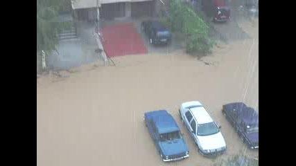 Монтана Наводнение - 06, 08, 2007g