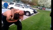 Hiland park fight