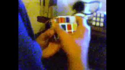 Куб На Рубик За 23.23 Секунди От Българче