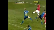 Dimitar Berbatov Goals And Skills 08 - 09 By Dac4