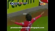 Най - Красивите голове на Манчестър Юнайтед за сезон 2008/2009