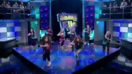 Shake it up - Turn it on dance