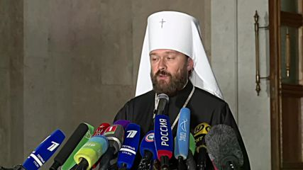 Belarus: Holy Synod of Russian Orthodox Church suspends communion with Ecumenical Patriarchate of Constantinople