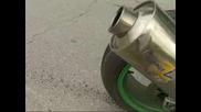 Тормоз на мото гуми.