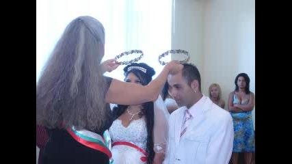 Сватбата На Иво И Рени