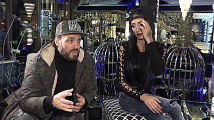 Ани Хоанг и Люси Иларионов в PIK TV! [09.12.2017]