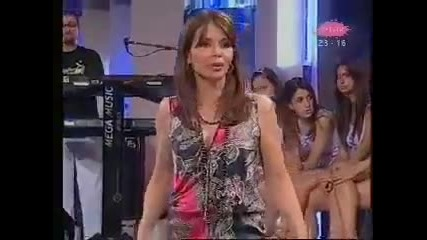Tanja Savic - Bravo Show 20.7.2009. - 5-5 RTV Pink