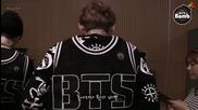 [bangtan Bomb] V's hard dance practice