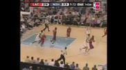Highlights Horrnets Vs Clippers 16.04.2008