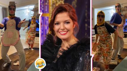 Момичетата на Иван трогнаха: Алекс Сърчаджиева и малката София зарадваха хиляди