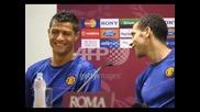 Кристиано Роналдо - Somebodys Me
