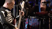 Red Hot Chili Peppers - Around The World Intro (Live At Slane Castle) (Оfficial video)