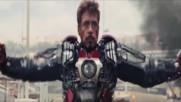 Епичната филмова версия на комиксовия персонаж Тони Старк / Железният Човек