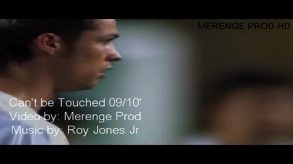 Cristiano Ronaldo _ Real Madrid _ Can't Be Touched _ Hd