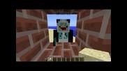 Minecraft adry и magparody състезание