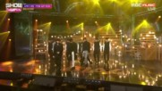 283.1130-9 B1a4 - A Lie, [mbc Music] Show! Champion E208 (301116)